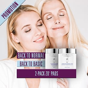 ZO Skin Health Complexion Renewal Pads, Kjøp 2.pk, få 1/2 pris på nr. 2